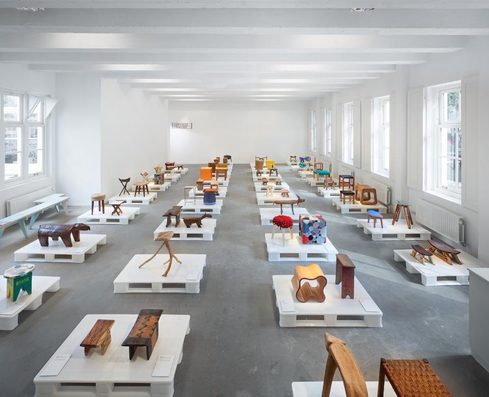 Дизайнерская мебель в магазине «Droog»