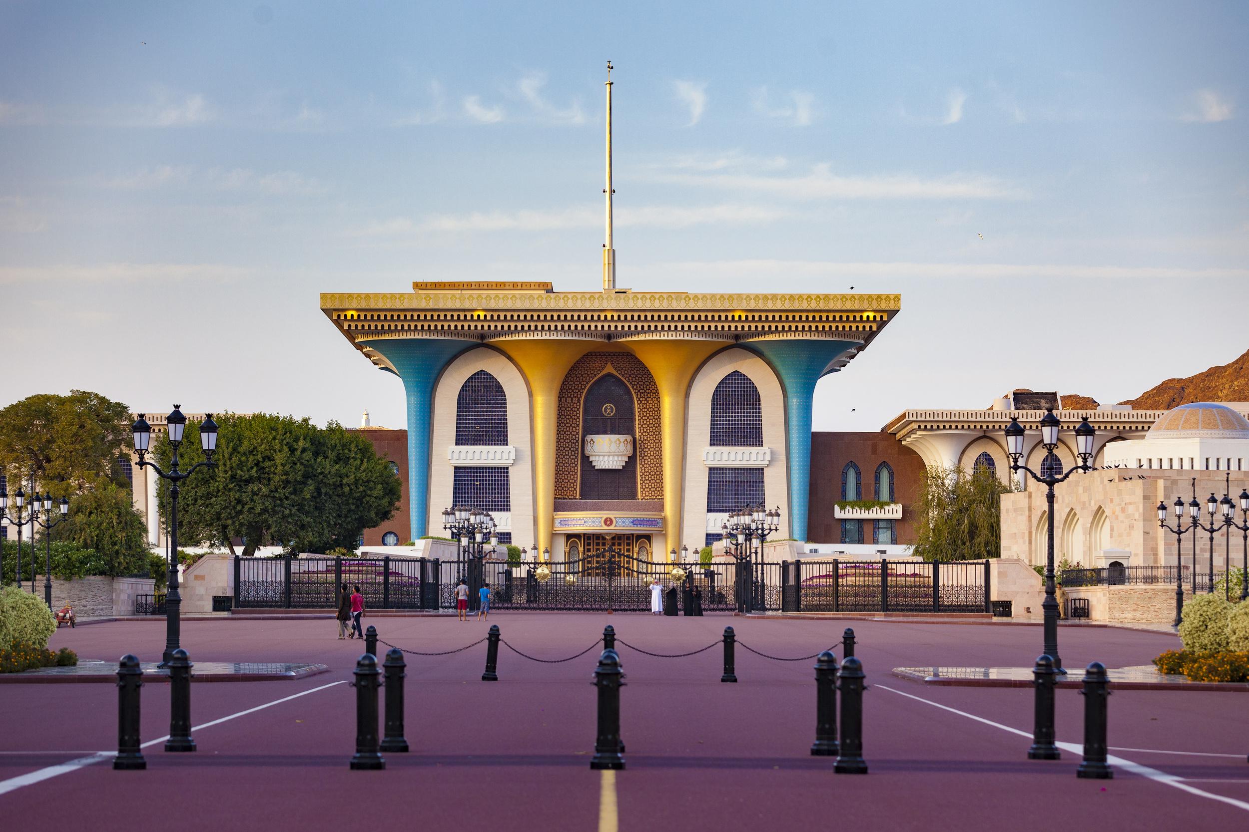 Дворец Аль-Алам