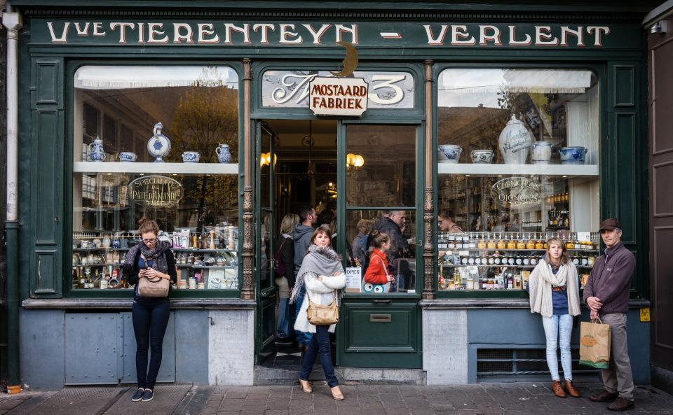 Магазин «Tierenteyn»