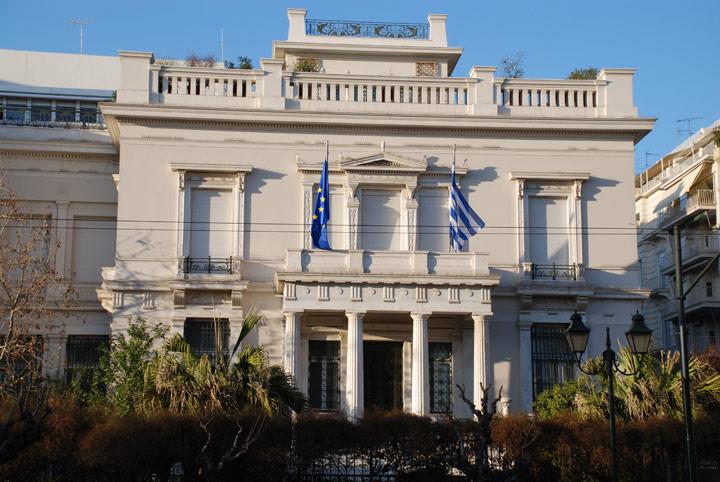 Музей Бенаки в Греции