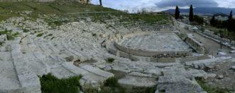 Театр Диониса в Греции