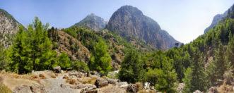 Самарийское ущелье, Греция