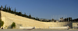 Стадион Панатинаикос, Греция