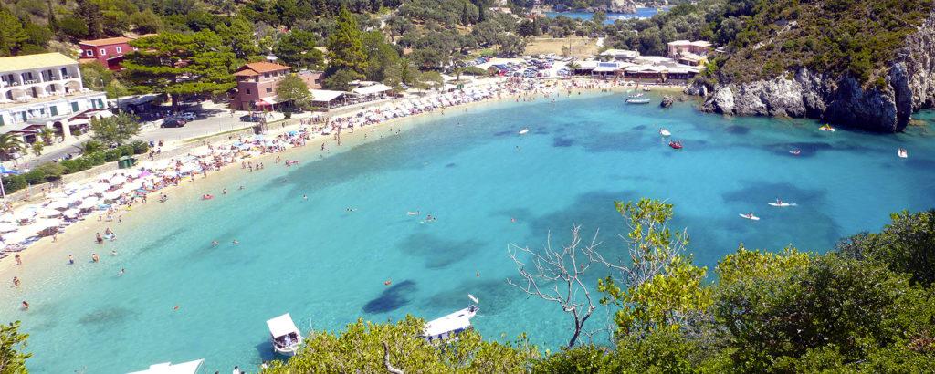 Остров корфу в июне