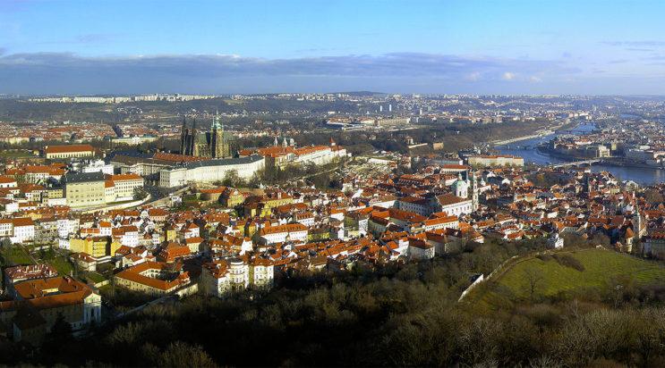 Поездка в Прагу летом