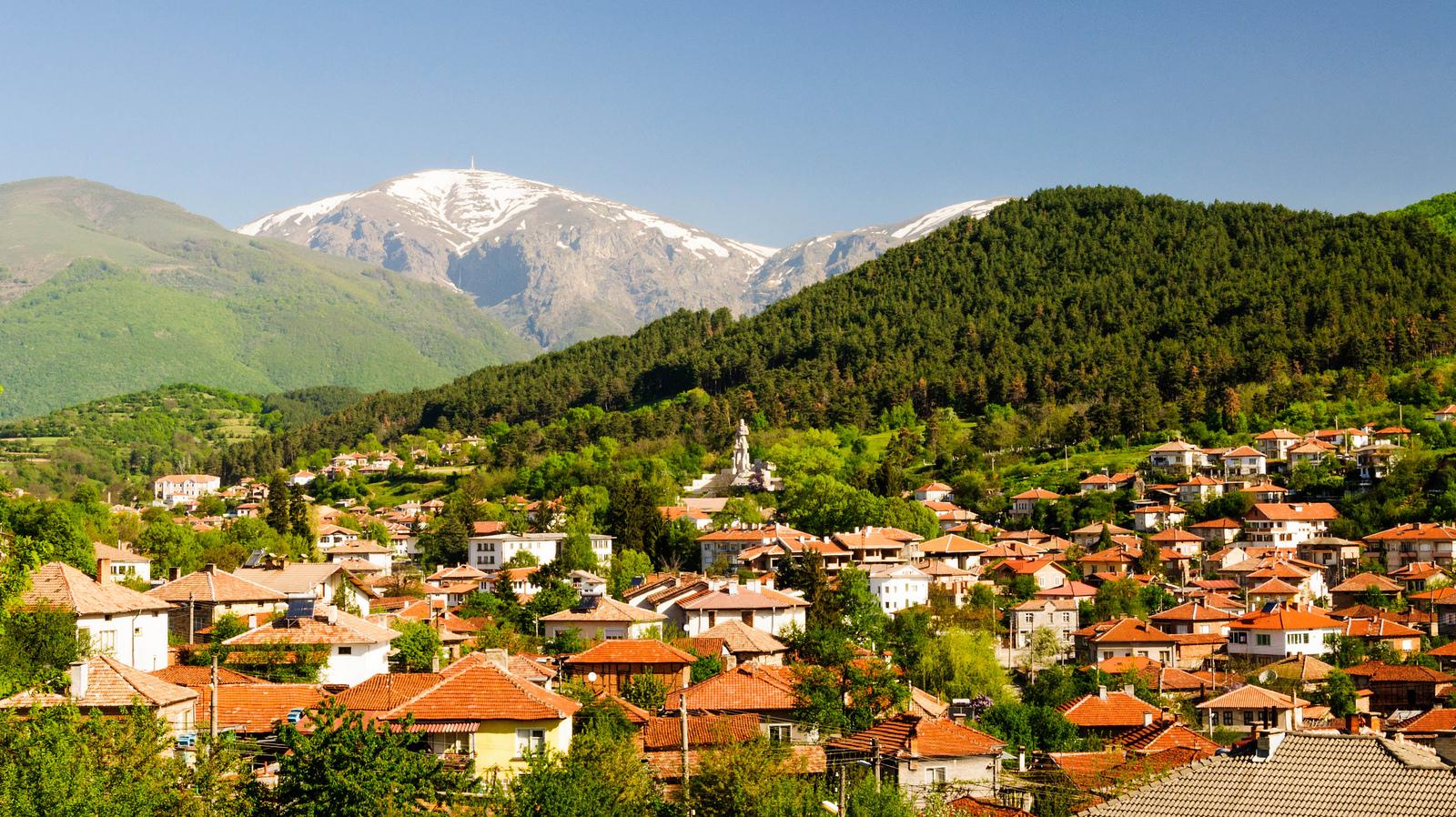 Болгария. Страна контрастов