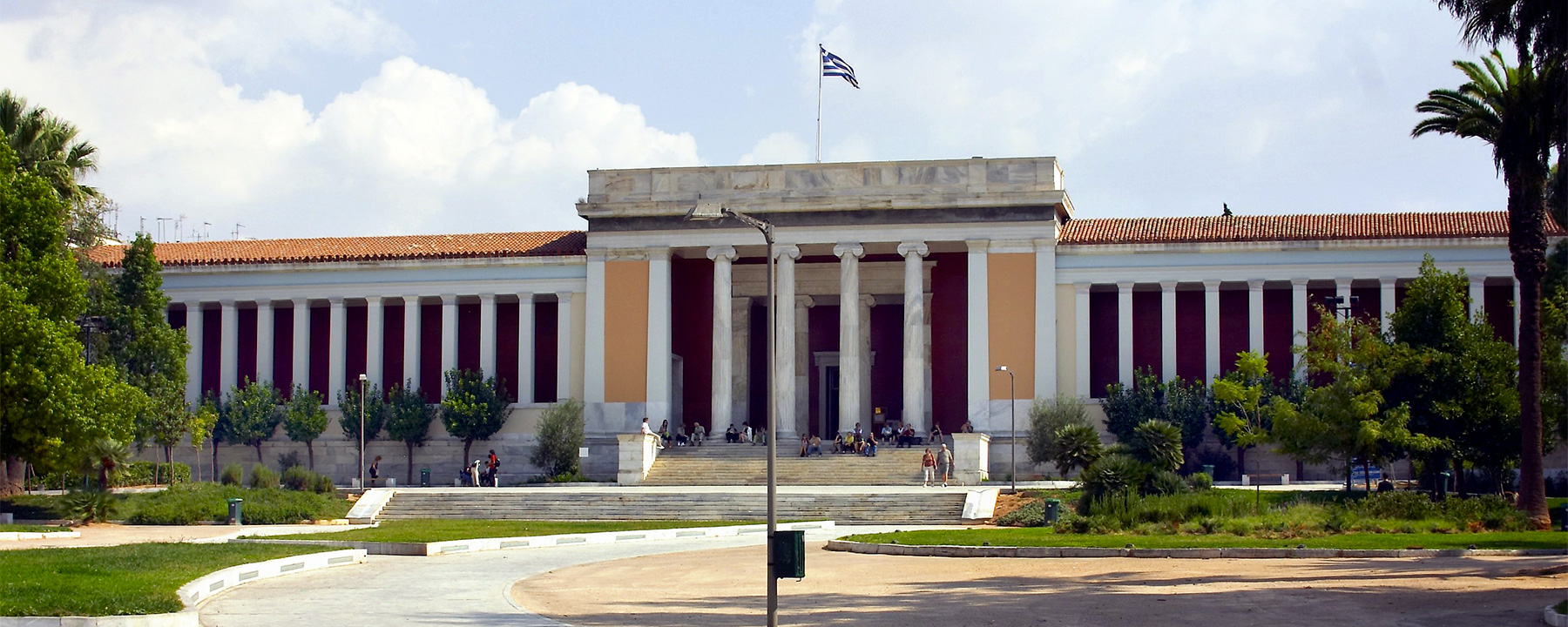 Национальный музей афин