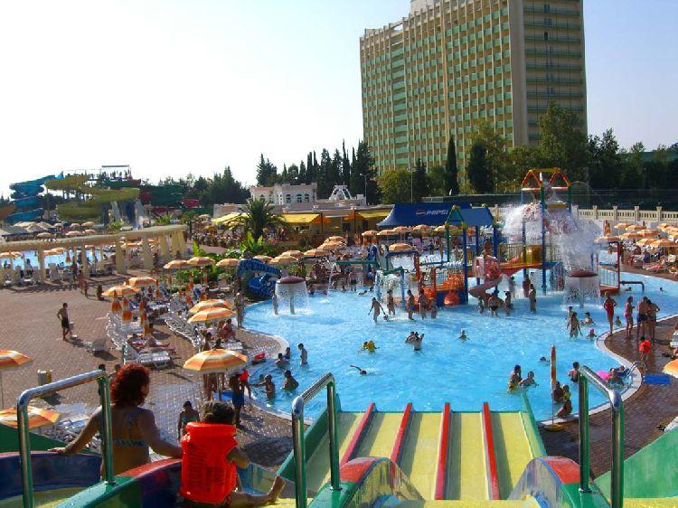 Летний отпуск в Лермонтово
