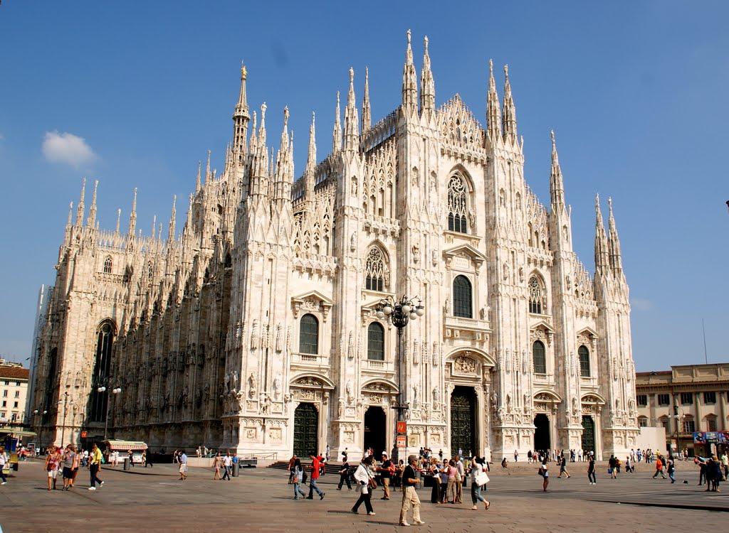 Миланский собор (Дуомо ди Милано)