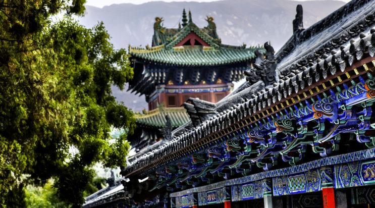 Шаолинь, Китай