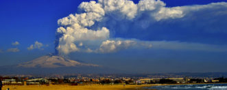 Гора Этна, Италия