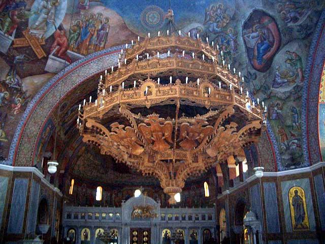 храмы греции