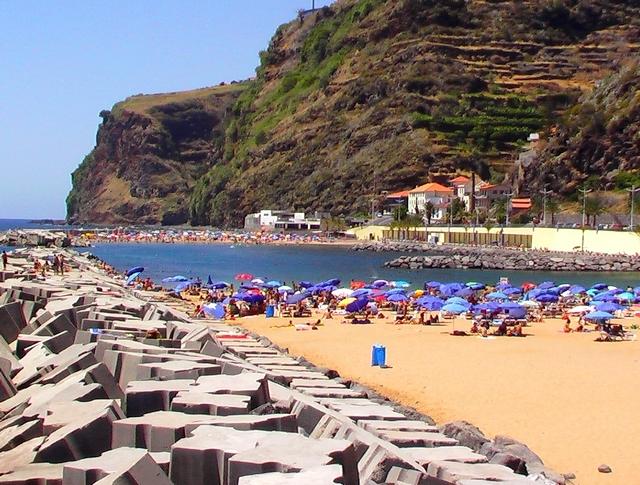 Пляж Кальета