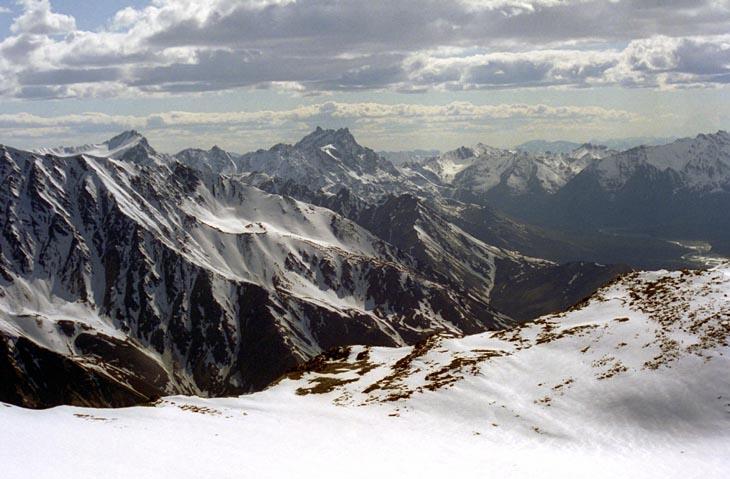 Аляскинский хребет