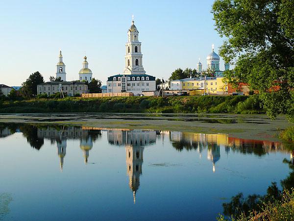Серафимо-Дивеевский-монастырь