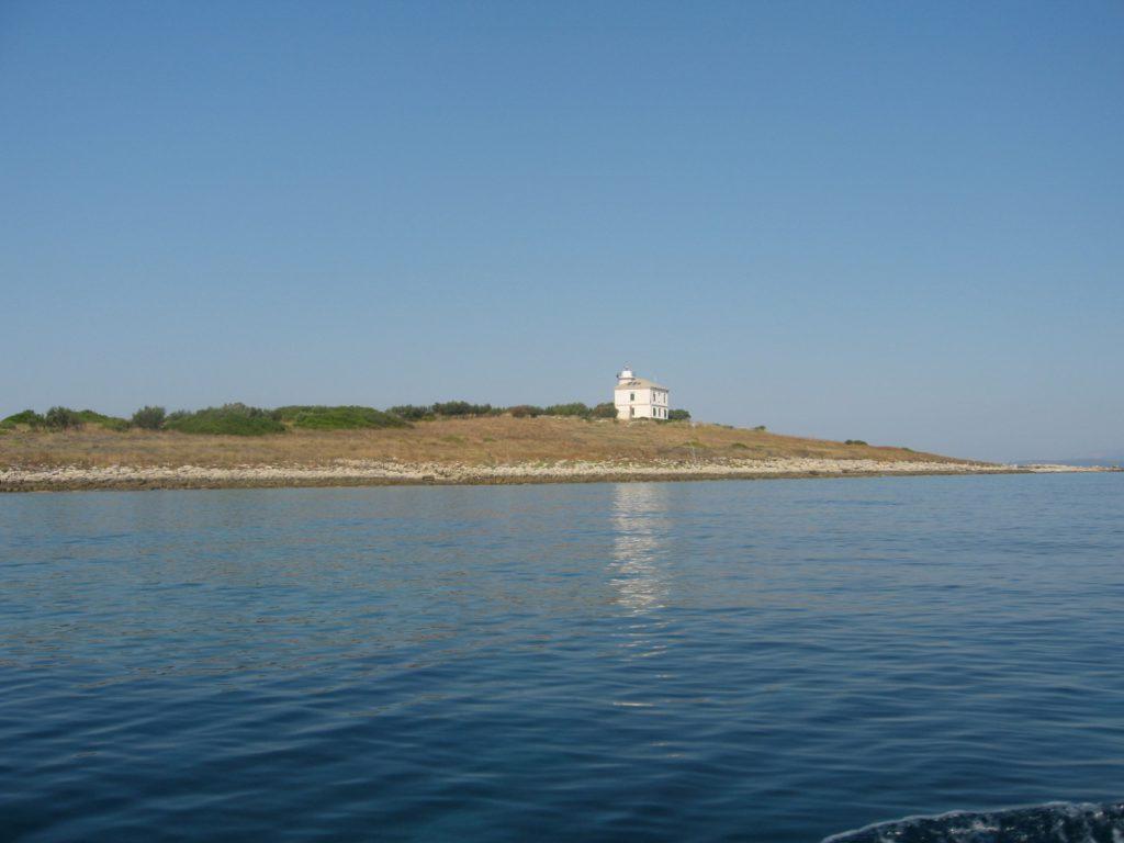 Остров Плочица