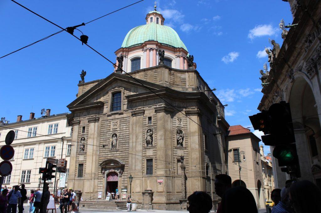 Костеле св. Франциска Ассизского
