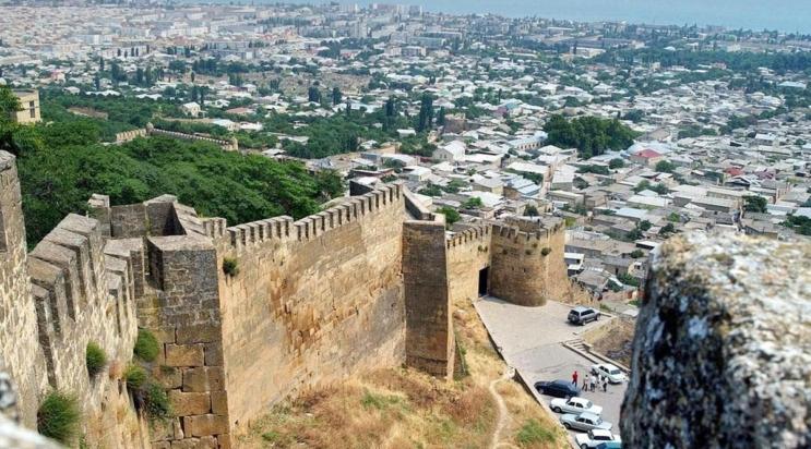 Достопримечательности города Дербент (Дагестан) - Городские достопримечательности